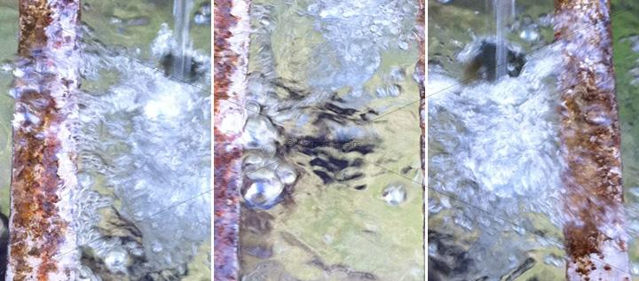Lignes de fuite 18 - Noyade de l'eau - Norbert Hillaire