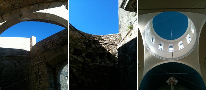 Lignes de fuite 7 - Templum Monténégro - Norbert Hillaire