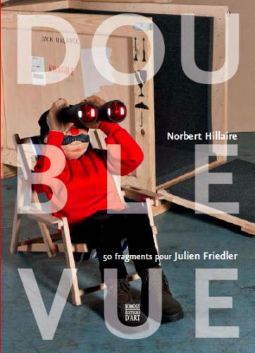 Couverture Double Vue - Norbert Hillaire 50 Fragments pour Julien Friedler