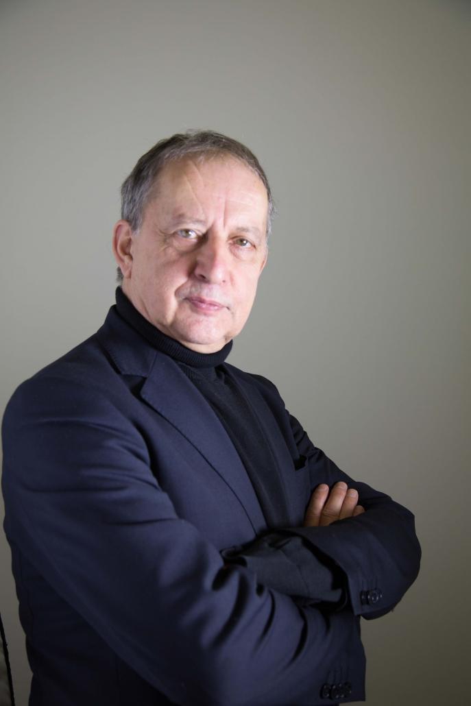 Portrait de Norbert Hillaire