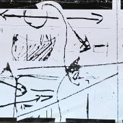 Distractions 10 - Agenda (1) , Voir, dessin et photocopie ( 2003)