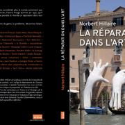 Couverture du livre la réparation dans l'art